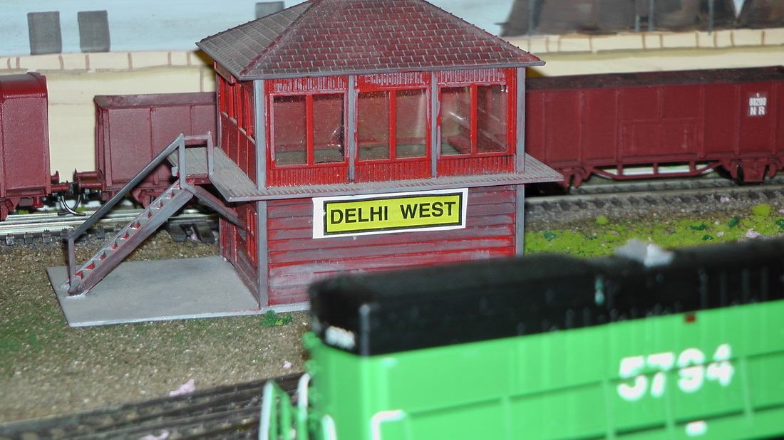 Indian Model Railroad BLOG - Delhi to Bombay Model Railroad